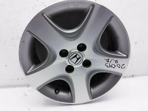 2004 2005 Honda Civic Ex 15 Aluminum Alloy Wheel Rim Disc 42700 S5a A91