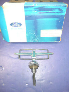 Nos Ford 1977 80 Ford Thunderbird Hood Ornament Ct27