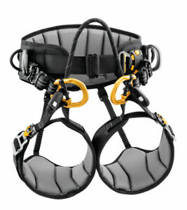 New 2019 Petzl Sequoia Arborist Saddle Tree Climbing Seat Harness