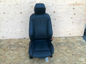 Bmw F32 435i Oem Front Right Side Leather Power Bucket Sport Chair Seat 61k