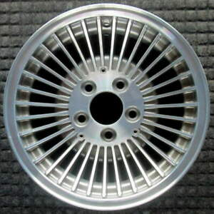 Ford Crown Victoria Machined 15 Inch Oem Wheel 1991 To 1992