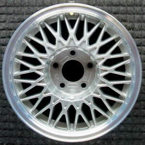 Ford Crown Victoria Machined 15 Inch Oem Wheel 1990 To 1997