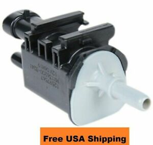 Vapor Canister Purge Valve Evap Emission Solenoid 2004 2014 Chevy Gm Acdelco