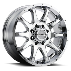 17 Inch 5x114 3 127 4 Wheels Rims Raceline 930c Shift 17x8 5 18mm Chrome