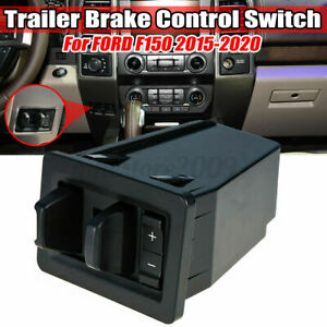For 15 Thru 20 F 150 Genuine Ford Parts In dash Trailer Brake Controller Module