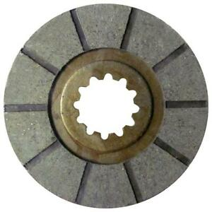 Brake Disc Fits Case Ih International Harvester Massey Ferguson 1460 1480 560 66