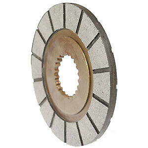 Brake Disc Fits Case Ih Ihc International Harvester 2870 4490 4494 4690 4694 489