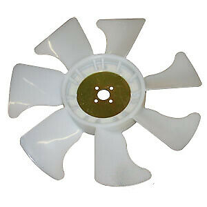 7 Blade Fan Fits Kubota L2900 L3300 Models 34070 16210 3407016210