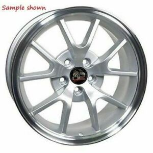 1 New 18 Replacement Rear Wheel For 1994 2004 Ford Mustang Fr500 Rim 8166
