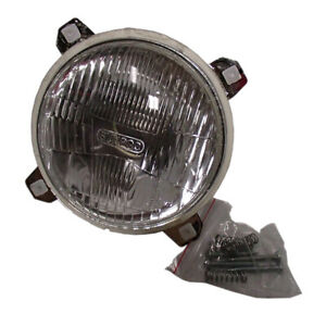 Headlight Fits Ford Holland Nh 230a 2310 2610 2810 2910 334 335 3610 3910 4110