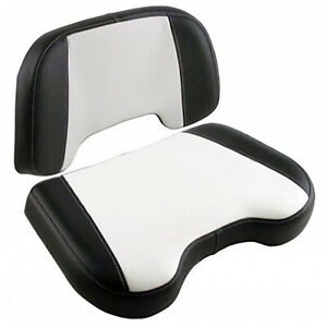 Black White Vinyl Cushion Set Fits Satoh Universal Products 170 175 180 185 19
