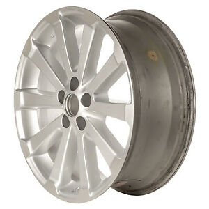Wheel For 2009 2013 Toyota Venza 19x7 5 Silver Refinished 19 Inch Rim