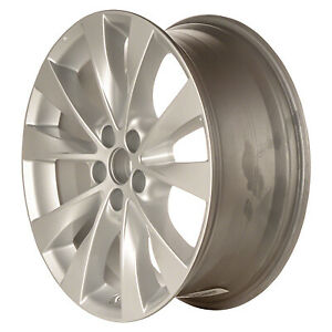 Wheel For 2012 2016 Toyota Venza 19x7 5 Silver Refinished 19 Inch Rim