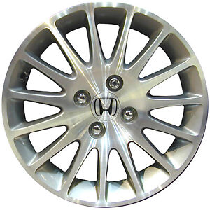 Wheel For 2004 2005 Honda Civic 15x6 Silver Refinished 15 Inch Rim