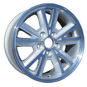 Wheel For 2005 2009 Ford Mustang 16x7 Silver Refinished 16 Inch Rim