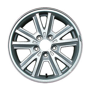 Wheel For 2005 2009 Ford Mustang 16x7 Gray Refinished 16 Inch Rim