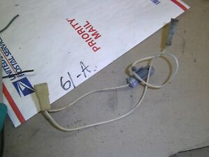 1967 1968 Camaro Firebird Nova Malibu Impala Chevelle Dash Light Wiring Courtesy