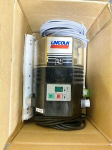 Lincoln qls311 Electric Oil Pump new