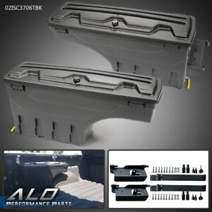 Truck Bed Storage Box Toolbox Left Right For 02 18 Dodge Ram 1500 2500 3500