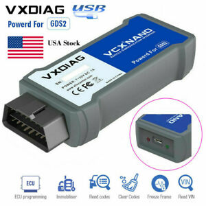 Us Vxdiag Vcx Nano For Gm For Opel Obd2 Diagnostic Scanner Ecu Programming Tool