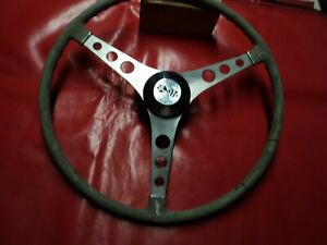 Corvette 1959 1960 Turquoise Steering Wheel And Hub Will Fit 1957 1962