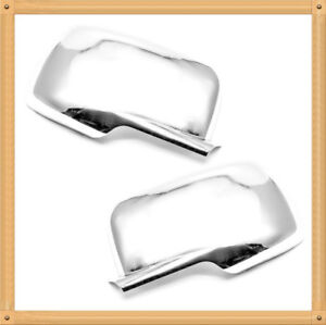 Chrome Abs Side Mirror Cover For Dodge Journey 2009 2017