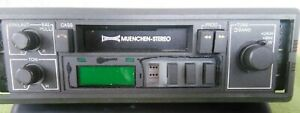 Vintage Car Stereo Cassette 8 Track Blaupunkt Voxon Stereo Classic Old School