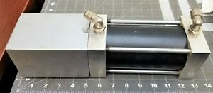 Janesville Tool Manufacturing 2 Stage Pneumatic Press Cylinder 3 Stroke c6s4