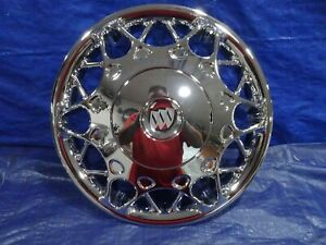 2000 2003 Buick Century 15 Chrome Hubcap Wheel Cover 1153a New Replacement