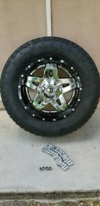Tires For Truck With Rims