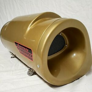 Gold Vintage Car Swamp Cooler Vw Firestone Window Fiber Ac Bug Bus Type 3 4