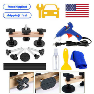 Us Paintless Car Hail Damage Dent Remover Repair Kits Dent Puller Auto Tools