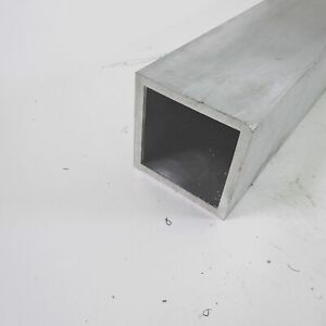 3 X 3 Od Alumnum Square Tubing 1875 Wall Thickness 44 75 Long Sku 174036