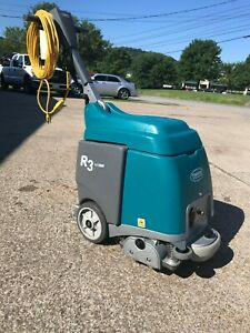Used Tennant R3 Ready Space Carpet Cleaner