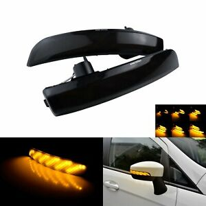 For Ford Kuga Escape Ecosport 2013 2018 Wing Mirror Side Indicator Signal Light