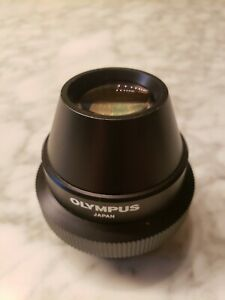 Olympus Bh2 Microscope Ultra low Power Condenser 0 16na Bh2 ulc