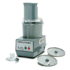 Robot Coupe R101p 2 Qt Commercial Food Processor