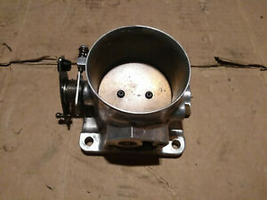 1986 1993 Ford Mustang 5 0l Accufab 70mm Throttle Body 302 Gt40 Cobra Gt Lx Svt