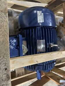 Teco 15 Hp 575 Volt 3 Phase Electric Motor Westinghouse Explosion Proof