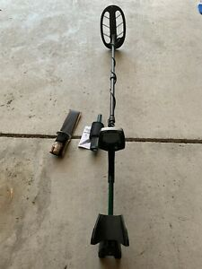 Teknetics T2 Metal Detector With Tek point Pinpointer And Digger Digging Tool