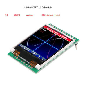 Tft Lcd Screen 1 44 Tft Lcd Module Color Screen 128x128 Spi 51 Stm32 Fr Arduino