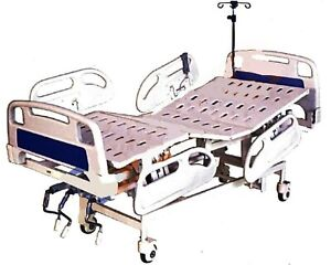 Medical Hospital Icu Semi Electric Beds Heavy Duty Abs Molded Trendelenburg