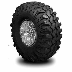 Super Swamper I 809 Irok Tire Scooped 3 stage Lugs Molded Siping 39 5 13 50r16