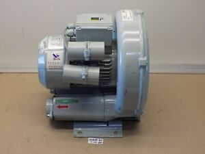 New Old Stock Republic Regenerative Ring Blower Compressor Hrb201 115 120v