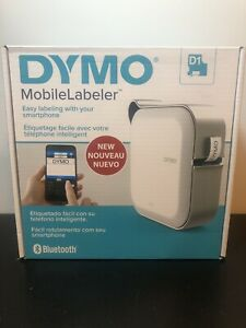 Brand New Dymo Mobilelabeler Label Maker With Bluetooth Connectivity 1982172
