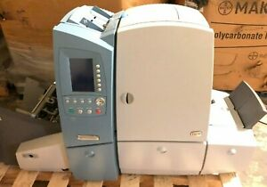 Pitney Bowes Di 500 Folder Inserter Machine Di 500 Di500 Powers On Pls Read