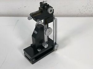 Narishige Patch Clamp Multi Axis Micromanipulator W tilting Stand Stereotaxic