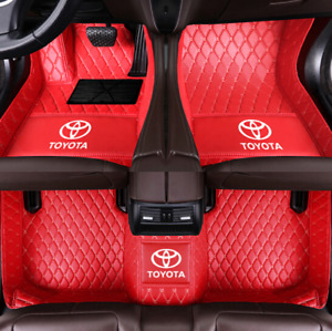 For Toyota 4runner 86 Camry Corolla Highlander Prius Rav4 Tundra Car Floor Mats