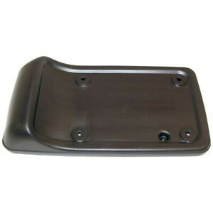 License Plate Bracket Front Or Rear For Jeep Wrangler 1997 2006