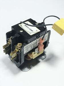 132498 Contactor 24v 2 pole Dp Replaces 132475 used